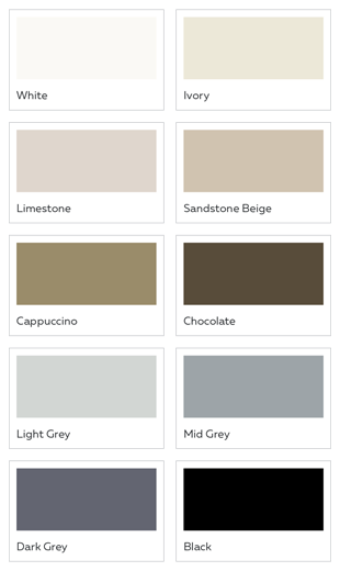 grout rescue colour swatches